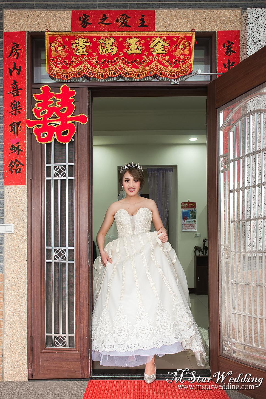 031 - 婚攝明鑫 MstarWedding - 結婚吧