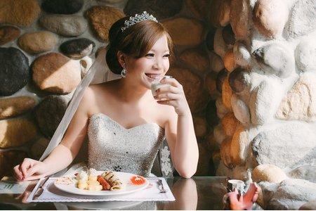 訂婚、結婚 (三造型)