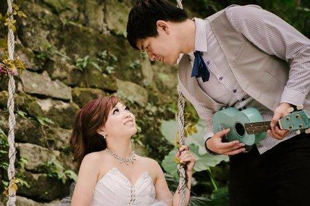 訂婚+結婚 4-5造型