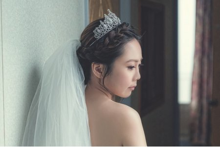 Guki 新娘造型作品集