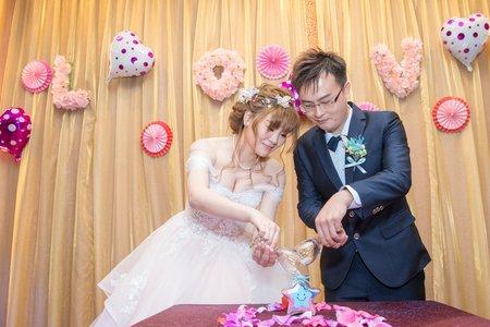 1071217忠燁怡君婚宴記錄