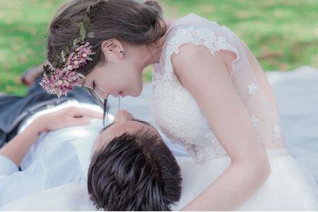 M&P 自主婚紗