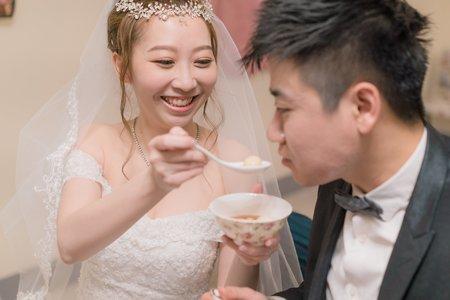 咖哩&MIKA 迎娶