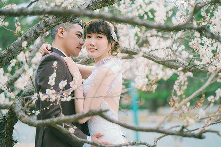 海外婚紗*京都