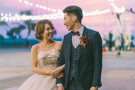11/24 午後證婚儀式