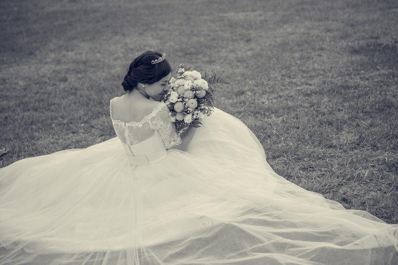 高雄自助婚紗照作品