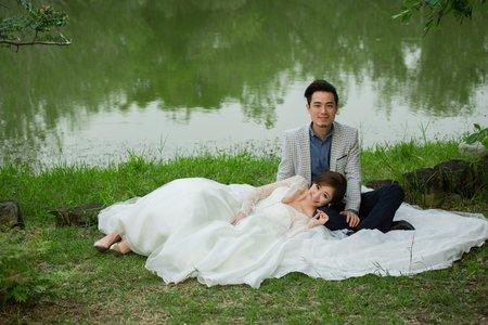 高雄自助婚紗照