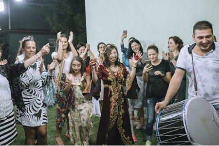 海外婚禮 土耳其 指甲花之夜|Korhan & Michelle