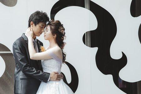 + Wedding + 正國 & 筠芳