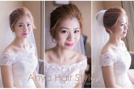 Bride 小花兒