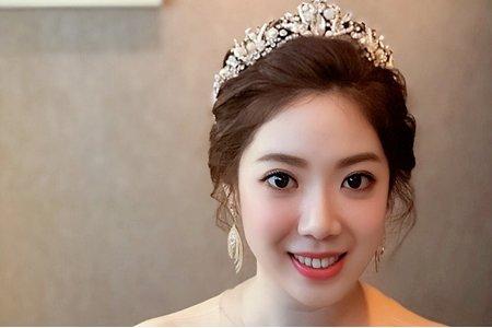 韓式新娘造型