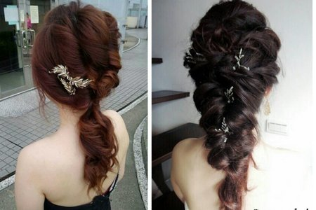 ❤金琦梳化❤ Hair style