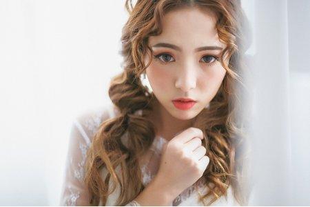 金琦Dora Makeup / 新娘秘書/ 整體造型