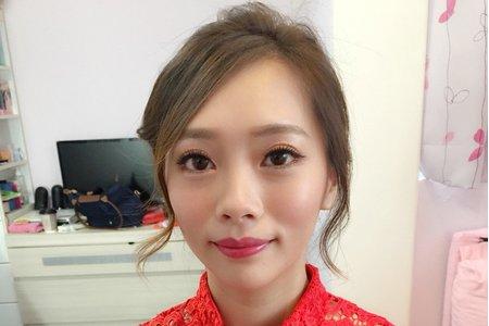 金琦Dora Makeup Studio/文定造型