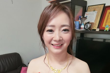 金琦Dora Makeup Studio/文定儀式