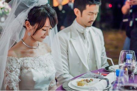 【婚禮紀實】黃懷晨 + 戴君竹 @君悅飯店