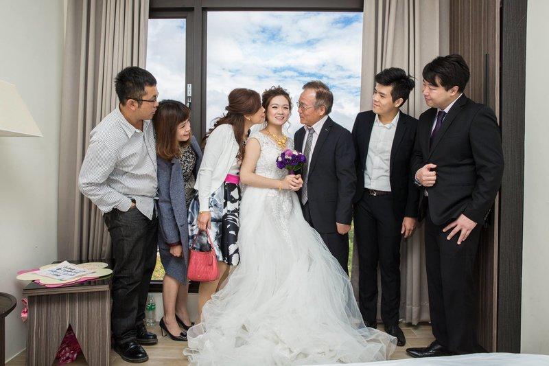 動態婚禮紀錄-儀式+宴客作品