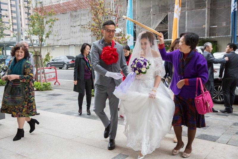 Full House 婚禮記錄 婚攝推薦