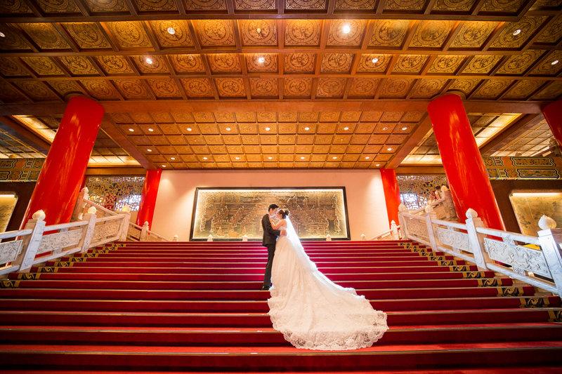平面婚禮紀錄-儀式+宴客作品