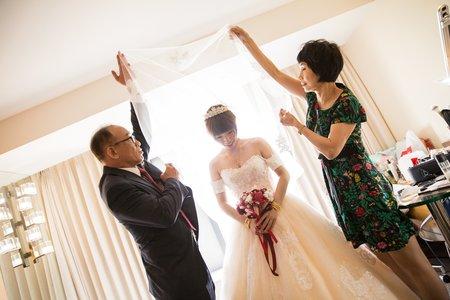 [婚攝] 高雄翰品酒店 | 雙機攝影 | 全省服務