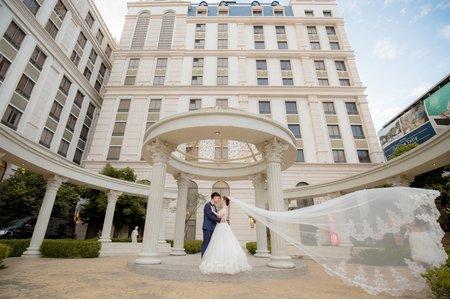 [婚攝] 鬱金香酒店 | 雙機攝影 | 全省服務