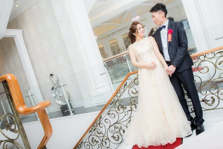 [婚攝] 台北星靓點花園飯店 | 雙機攝影 | 全省服務
