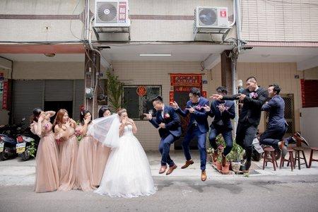[婚攝] 彰化單儀式 | 雙機攝影 | 全省服務