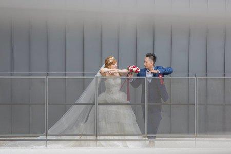 [婚攝] 桃園彭園會館   雙機攝影   全省服務