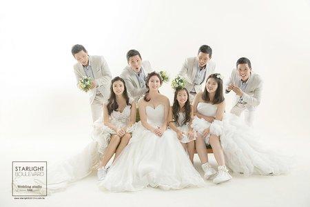 全家福攝影 - Family photo