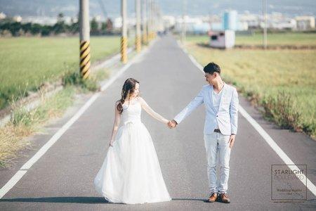 自助婚紗 - Prewedding