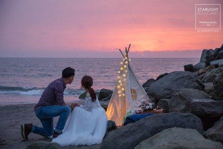 自主婚紗 - Prewedding