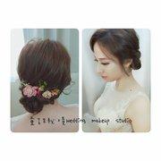 童話秘境wedding makeup