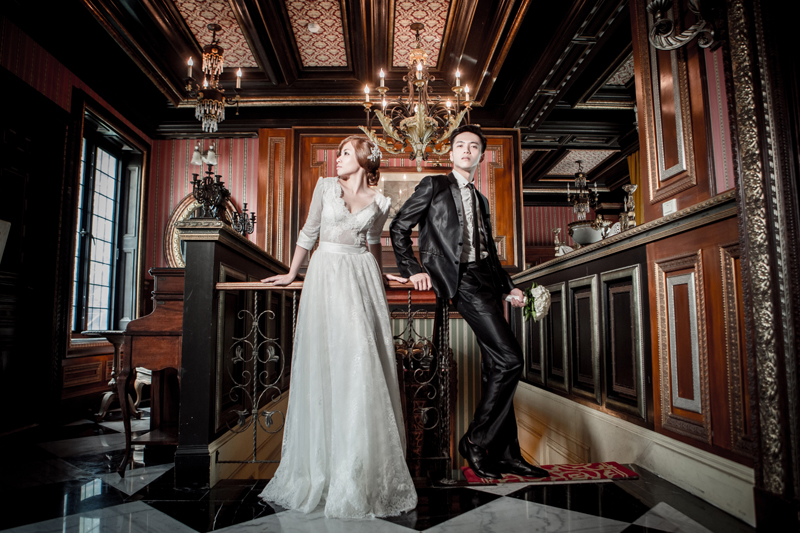 Lady House 幸福空間婚紗包套作品