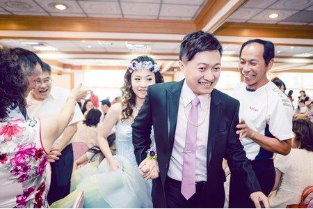 婚禮記錄作品-3
