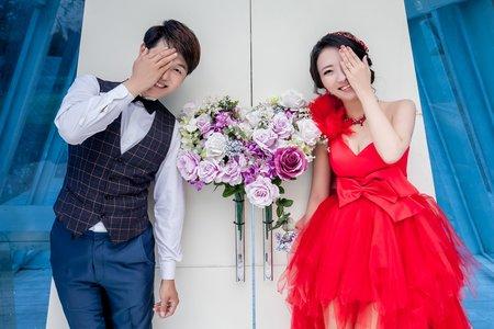 婚紗分享--郭俊男&羅美玲