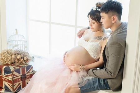 幸福孕媽咪~#游念祥 & #王淑惠-