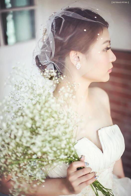 新娘整體造型 婚宴造型 新娘秘書作品