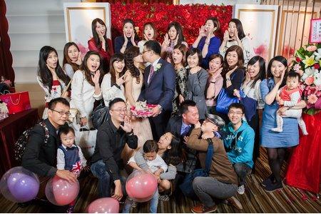 高雄大八環球廳婚禮紀錄
