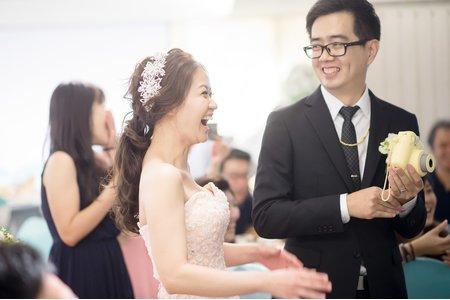 高雄福華彩晶宮婚禮紀錄