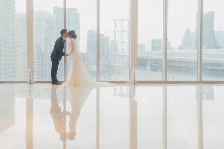 漢神巨蛋婚禮紀錄