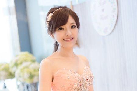 新竹新秘 雅方結婚