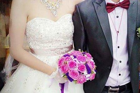 麗麗 結婚