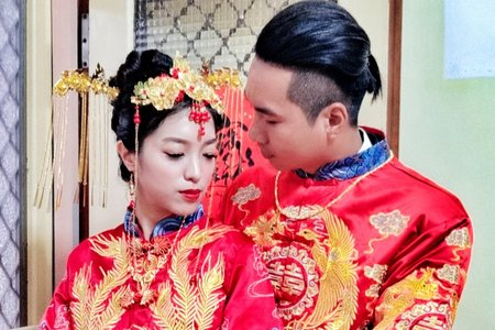 秀禾訂結 wedding
