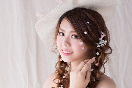 Nico妮可彩妝造型x甜美娃娃