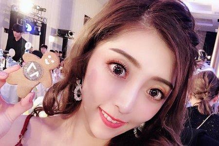 Nico妮可彩妝造型-Lola