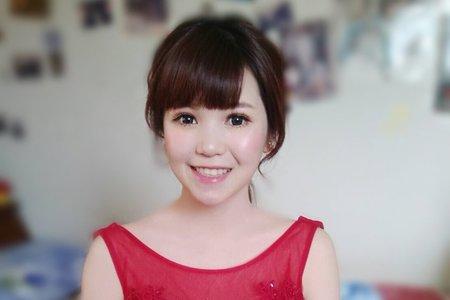 Nico妮可彩妝造型-孟涵