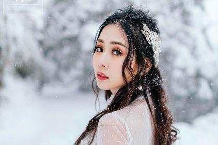 Nico妮可。雪精靈創作