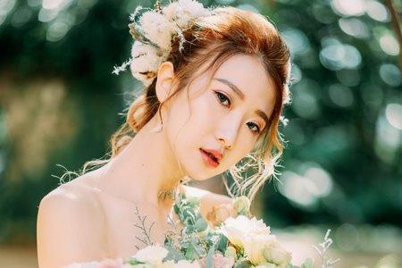 韓系清新。婚紗精選