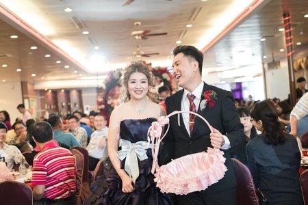 台南大統海鮮餐廳 智輝&靖宜 迎娶午宴