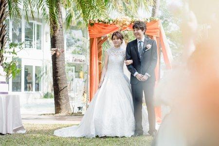 台南商務會館 敬翰&佩霖 迎娶證婚午宴